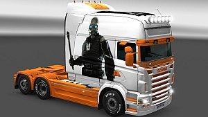 Half Life 2 Scania RJL