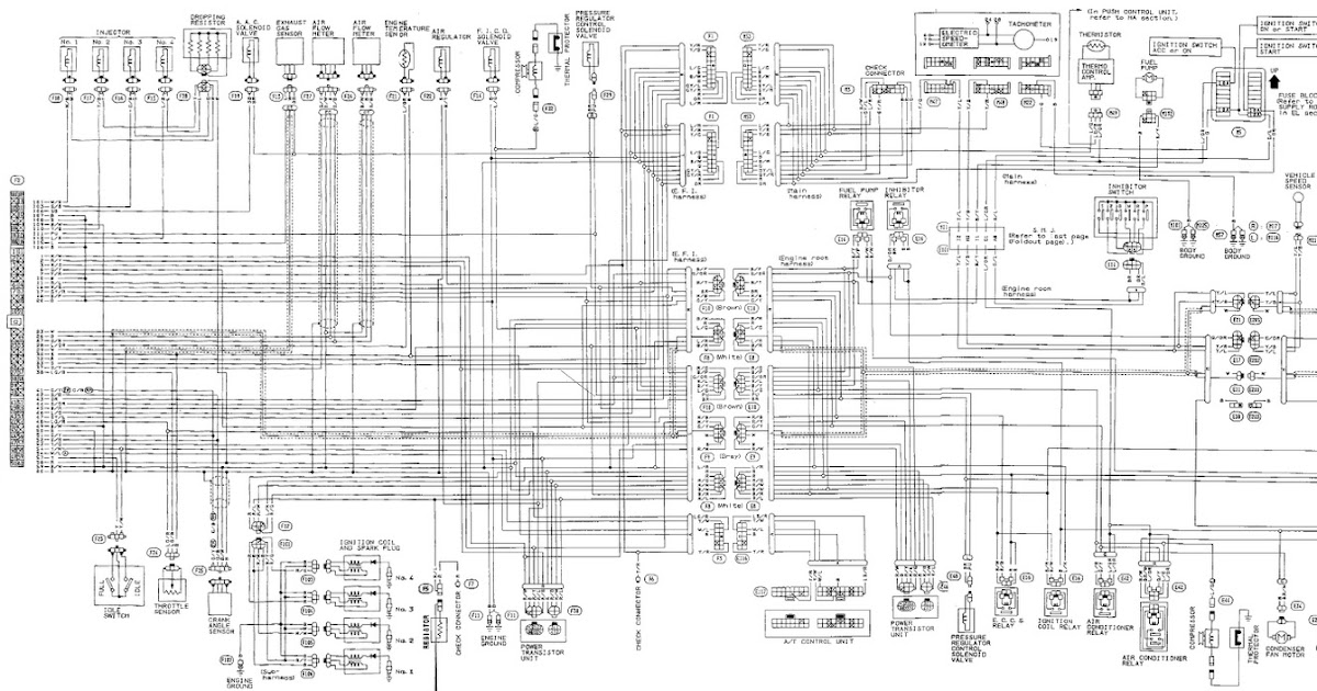 S13 Sr20det Wiring Diagram Somurich Com