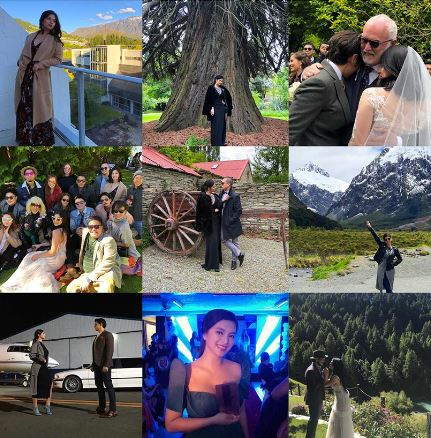 #BestNine Photos Of Your Favorite Celebrities That Will Make You Go 'WOW'. #3 Is One Serious Stunner!