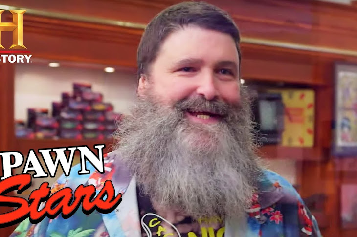 Mick Foley Appeared On Pawn Stars