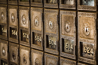 first work hard to earn money then arrange lockers and bank accounts to save it