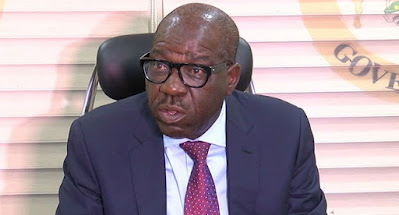 Obaseki Tags Buhari Father of Democracy, Commends INEC
