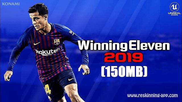 تنزيل لعبة winning eleven 2019 للاندرويد آخر اصدار