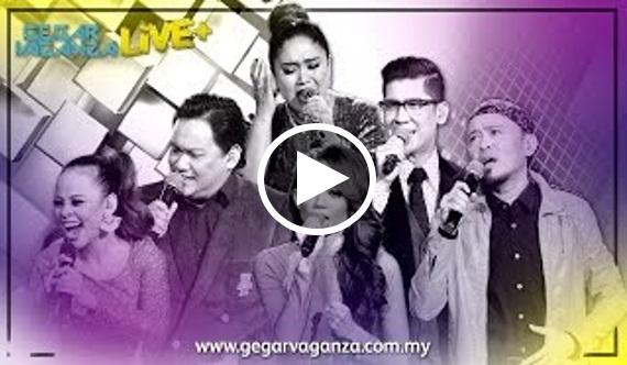 VIDEO: Jom Tonton LIVE Video Gegar Vaganza Akhir, HD & Tanpa Sangkut²