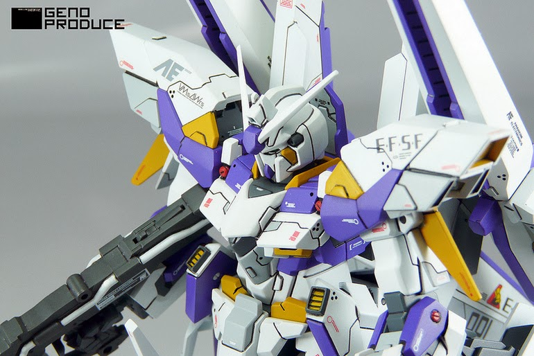 GUNDAM GUY: HGUC 1/144 MSN-001X Gundam Delta Kai