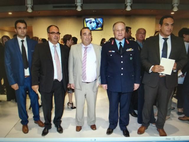 Η Ένωση Αστυνομικών Υπαλλήλων Αργολίδας στην επίσημη τελετή εορτασμού της ημέρας της ΕΛ. ΑΣ.