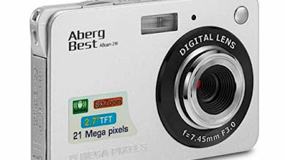 New Digital Camera 21 Mega Pixels 2.7 Buy Online