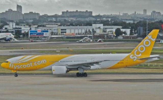सिंगापुर जा रहा विमान आपात स्थिति में चेन्नई में उतरा