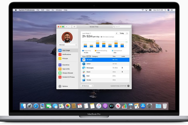 macOS 10.15 Catalina Features and Release Date