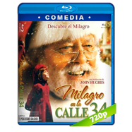 Milagro en la calle 34 (1994) BRRip 720p Audio Dual Latino-Ingles