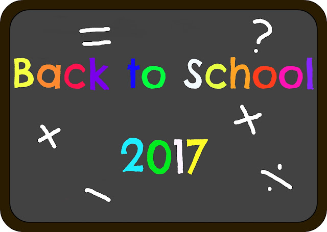 Back to School, Giveaway, School essential items