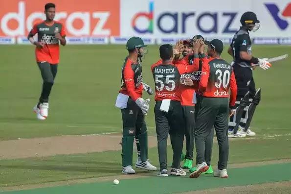 Cricket Highlights - Bangladesh vs New Zealand 1st T20I 2021