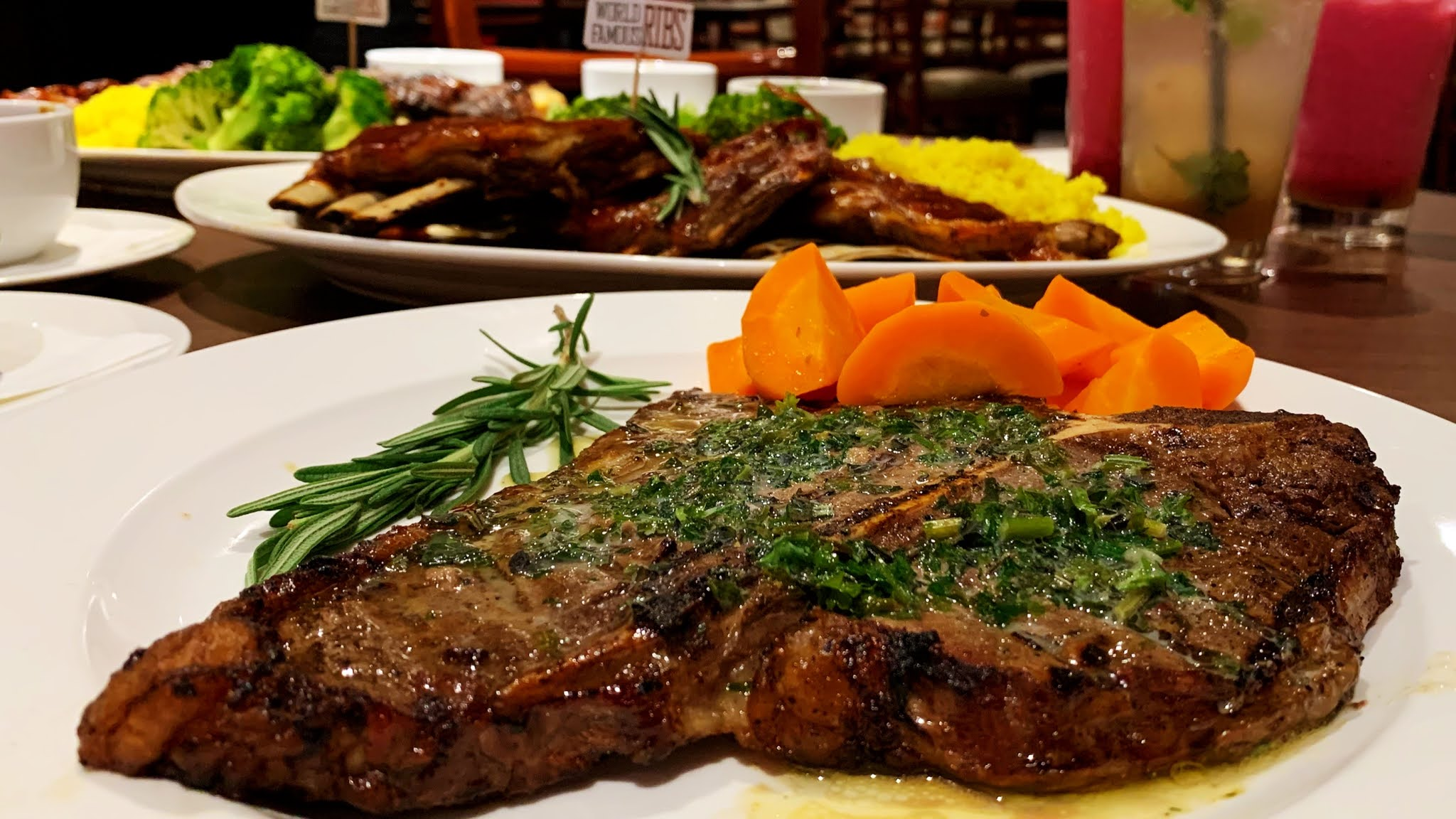 T-Bone Steak Sedap Di KL