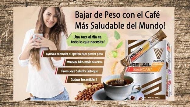 Cafe para bajar de peso valentus