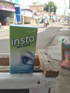 Gejala Mata Kering Mulai Terlihat, Atasi Segera dengan Insto Dry Eyes