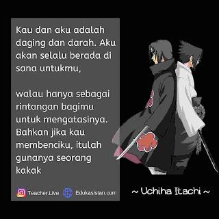Kata Bijak Anime Naruto