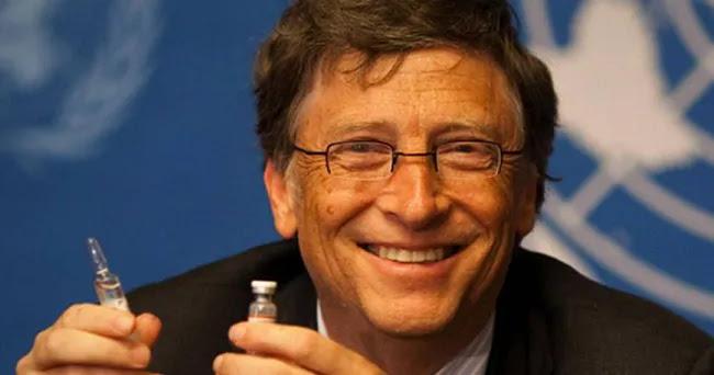 Μετά γέλωτος ο Bill Gates μιλά ως…ειδικός για τα «θαυματουργά εμβόλια» και την «φονική κλιματική αλλαγή» – ΒΙΝΤΕΟ