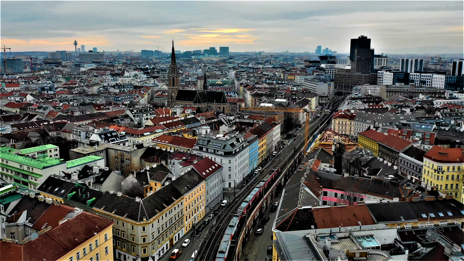 Vienna, 5th most sustainable city 2018