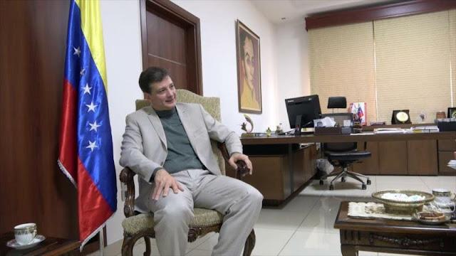 Venezuela recalca respaldo a Siria en lucha contra 'enemigo común'