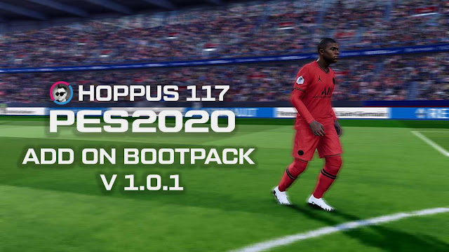 PES 2020 Add on Bootpack 1.0.1 by Hoppus117