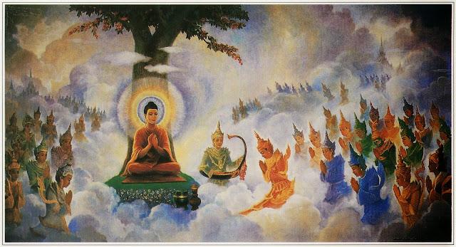Đạo Phật Nguyên Thủy - Kinh Tăng Chi Bộ - Được sanh lên cõi Trời