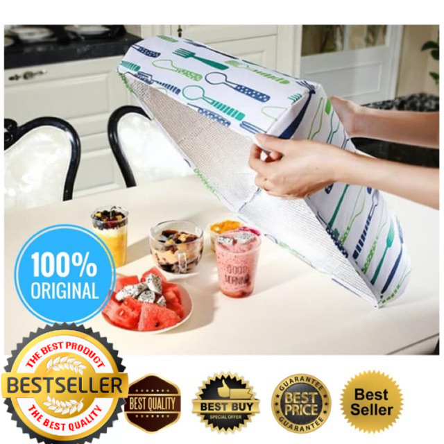 Insulated Food Cover - Tahan Panas MSL009 - 50x50x20 Cm