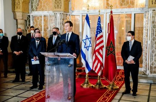 الولايات المتحدة تسعى إلى حشد الاعتراف الدولي بمغربية الصحراء