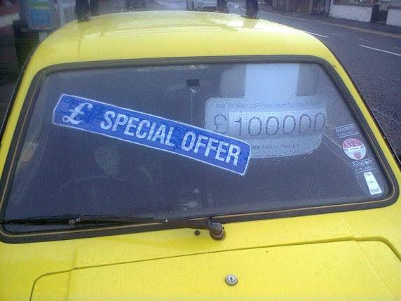 Reliant Regal Supervan for sale