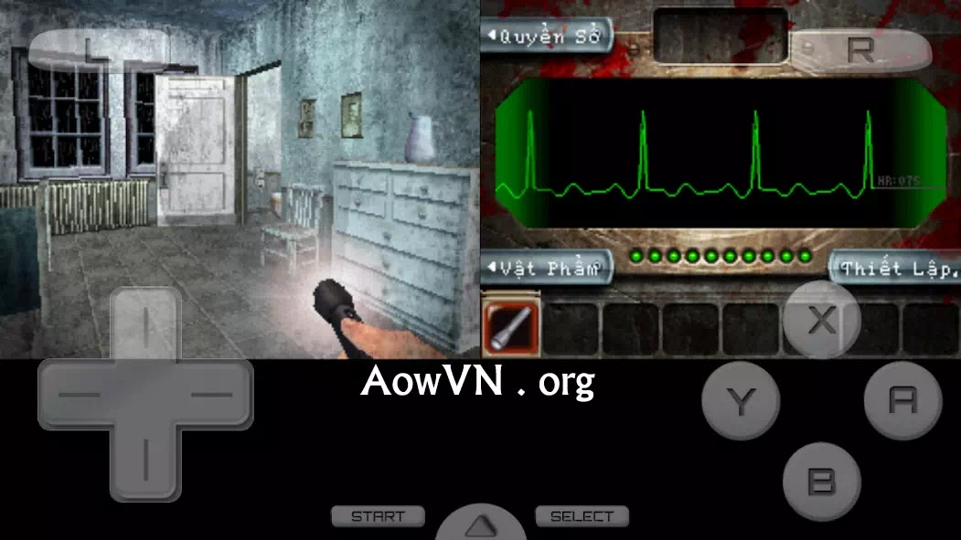 AowVN.org minz%2B%25285%2529 - [ HOT ] Dementium - The Ward & II Việt Hoá | Game NDS cho Android & PC IOS - Kinh dị , giải đố