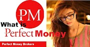 Perfect Money  - Account creation, Login, Wallet, Deposit, Withdrawal,Buy, Sell, Exchange in India
