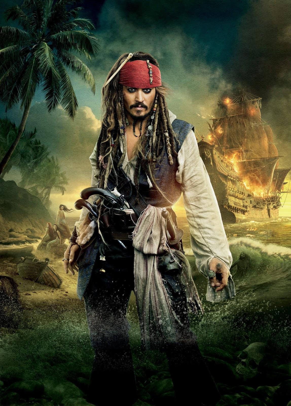 Käpt N Jack Sparrow