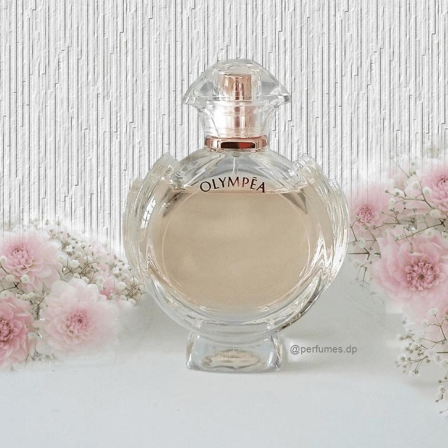 Resenha do perfume Olympéa