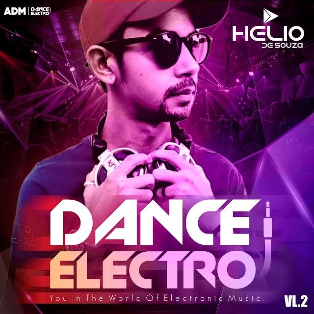 CD Dance Electro Vol.02 - DJ Helio De Souza 2020