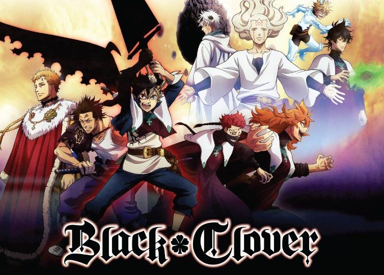 7 Hal Menarik Tentang Anime Black Clover Yang Harus Kamu Tahu