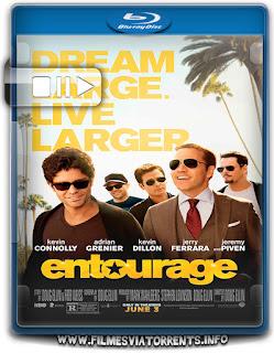 Entourage: Fama e Amizade Torrent - BluRay Rip 720p e 1080p Dual Áudio 5.1
