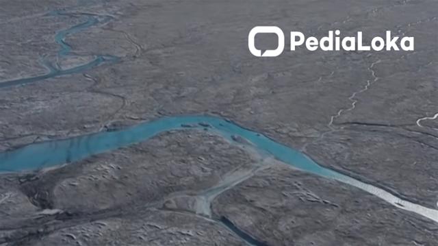 Ancaman Melehnya Es di Greenland Akibat Gelombang Panas