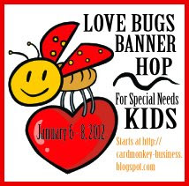 Love Bugs Banner Hop Jan 6 to 8