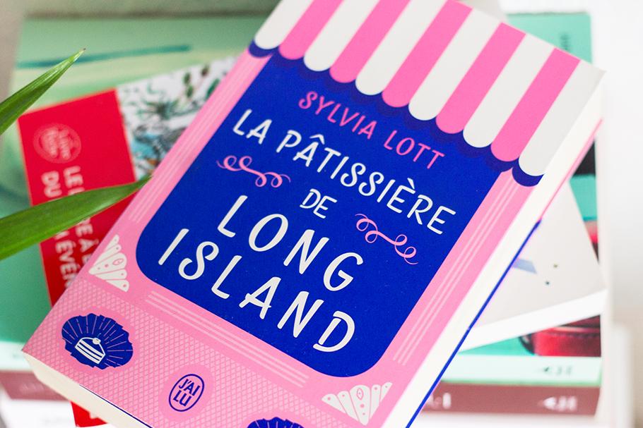 lecture sylvia lott la pâtissière de long island