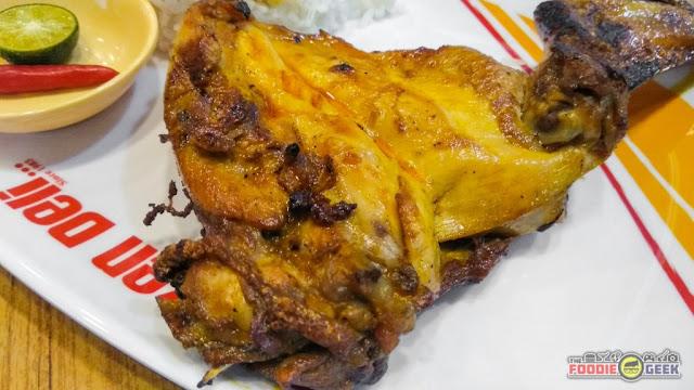 Bacolod Inasal, Chicken Deli, Marikina, unlimited rice, chicken pechopak