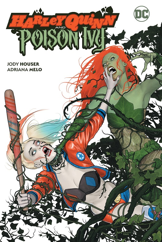 Cover of Harley Quinn & Poison Ivy Tp