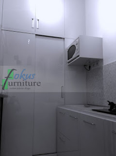 lemari dapur hpl