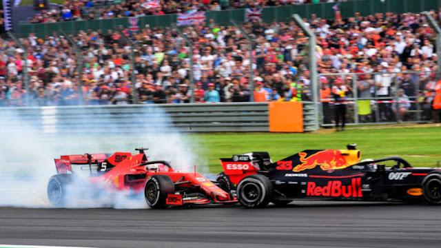 Formula 1 Rolex British Grand Prix 2019.07.14