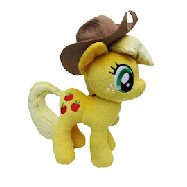MLP 4th Dimension Plush Ponies