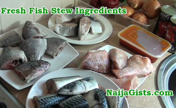 nigerian fresh fish stew ingredients