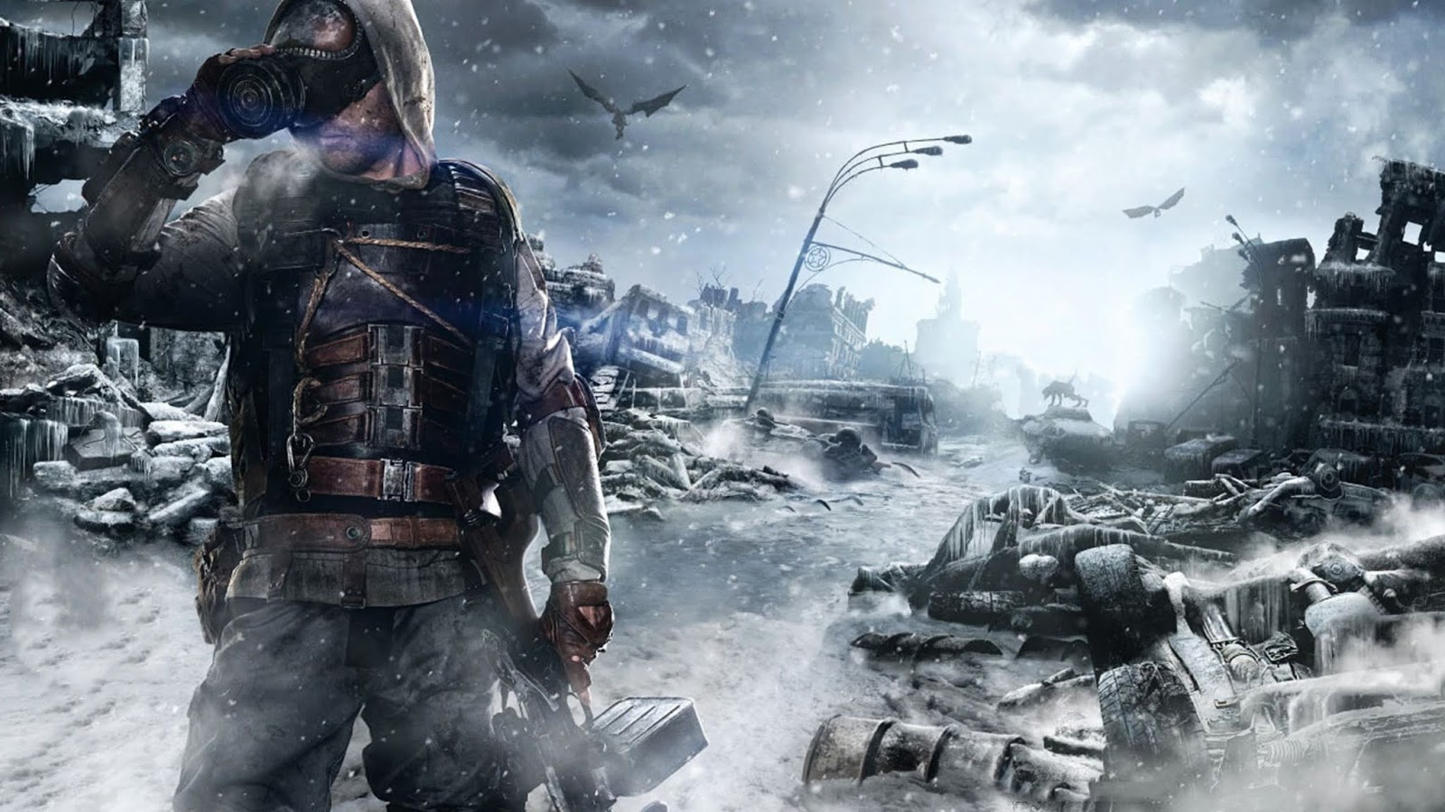 Metro Exodus 2019 5k Wallpapers Hd Backgrounds Pictures