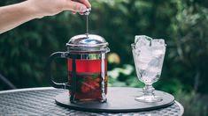 Gambar Cara membuat espresso dengan french press