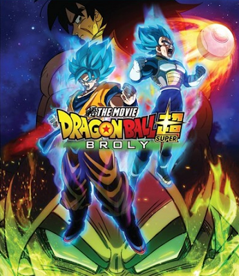 Dragon Ball Super: Broly [2018] [DVD R1] [Latino]