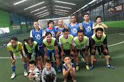 Laga Futsal Persahabatan Tim Campsal 56  Bantai Tim Tabalan