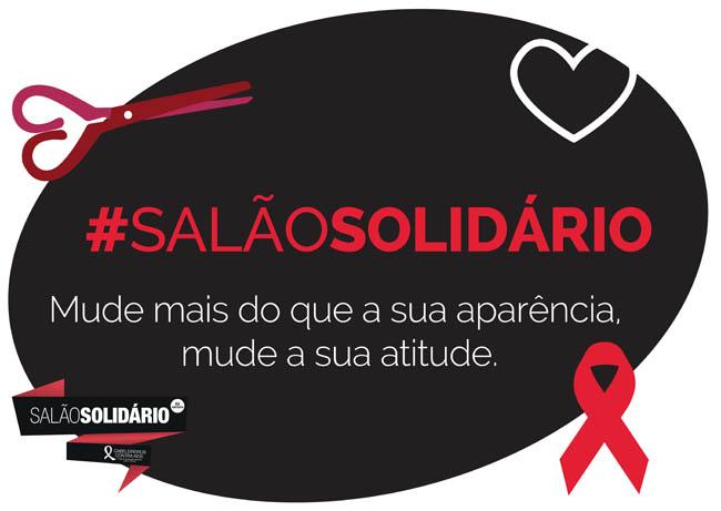 Campanha Cabeleireiros contra AIDS realiza Salão Solidário