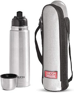 Milton Thermosteel Flip Lid Flask, 500 ml